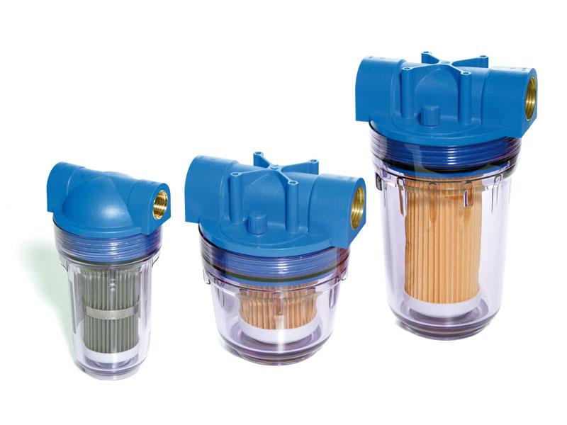 Elettrovalvole, filtri e accessori