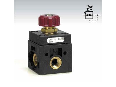 Microregolatori di pressione